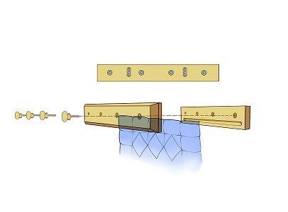 Quilt Racks Quilt Hangers Custom Built by veterans and at the best ... : compression quilt hangers - Adamdwight.com