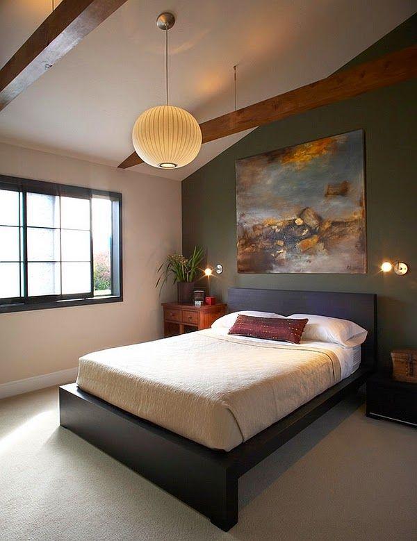 D coration asiatique design asiatique tendance chambre - Decoration asiatique ...