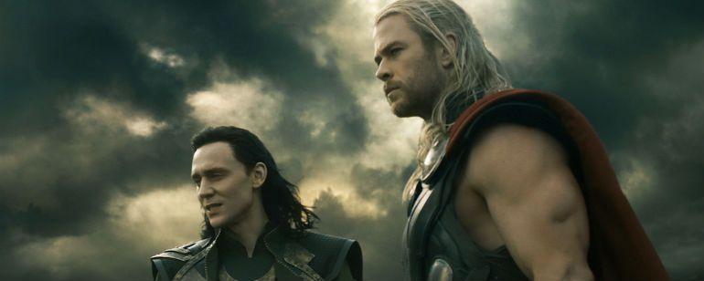Noticias de cine y series: Thor: Ragnarok: primer vistazo a Chris Hemsworth y Tom Hiddleston en el rodaje
