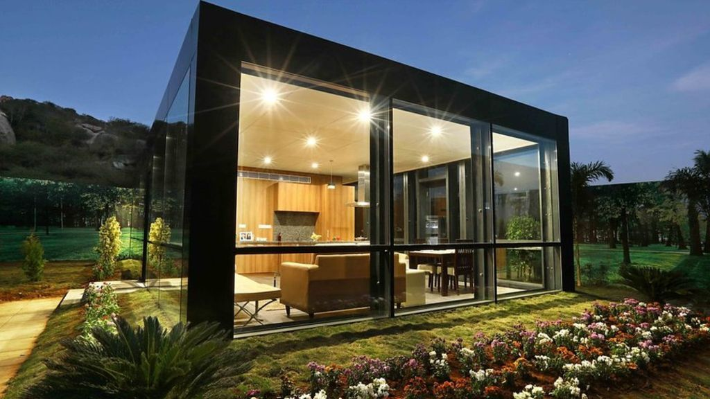 Creating lowcost luxury modular homes House cost