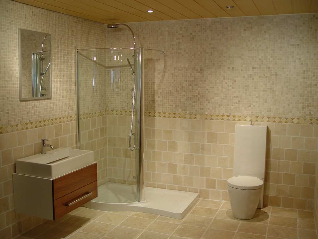 Desain Kamar Mandi Portable Jogja In 2020 Sophisticated Bathroom Decor Sophisticated Bathroom Bathroom Tile Designs