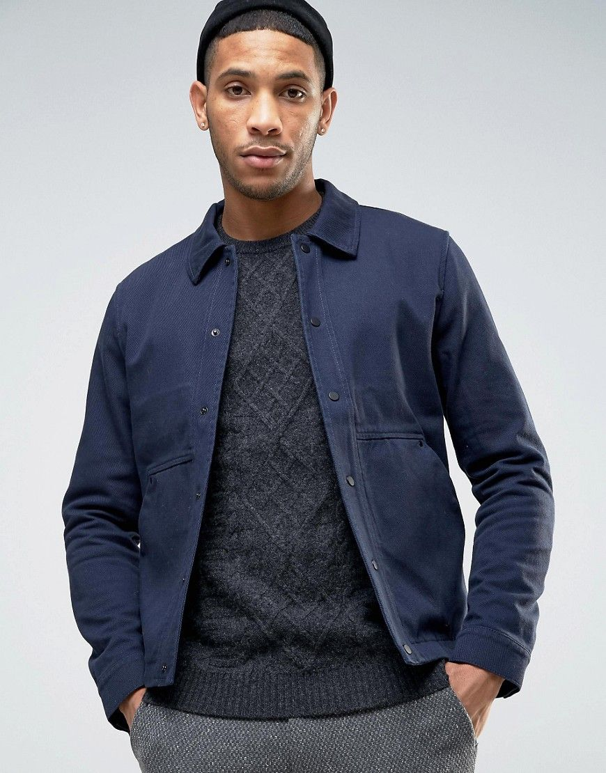 Get this Selected Homme's spring jacket now! Click for more details.  Worldwide shipping.