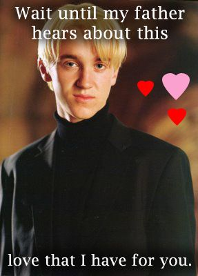 easily the best Harry Potter valentine