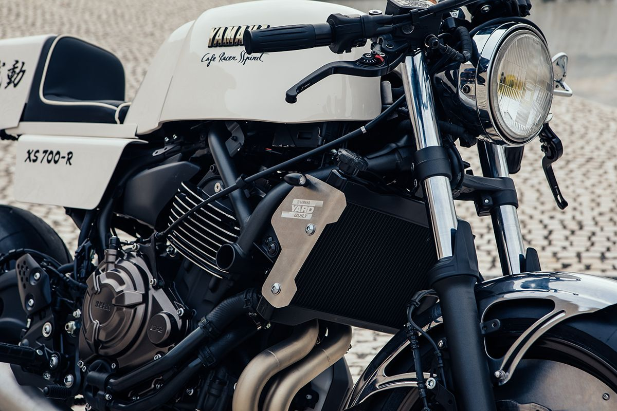 Ronin Motor Works - Return of the Cafe Racers