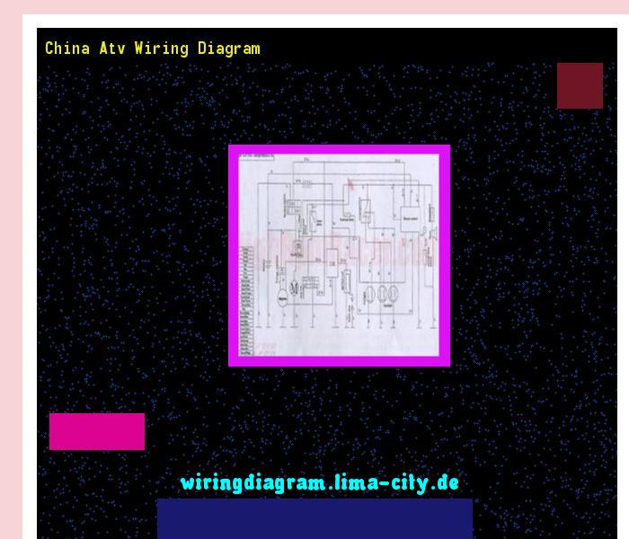 China Atv Wiring Diagram  Wiring Diagram 185815