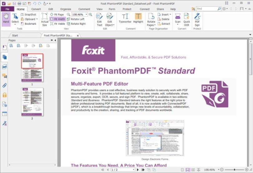 Foxit PhantomPDF 9 free Download + Patch | Free download in