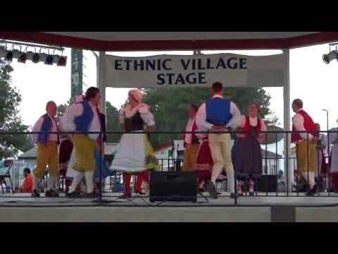 Springfield International Folk Dancers - Miller's Waltz