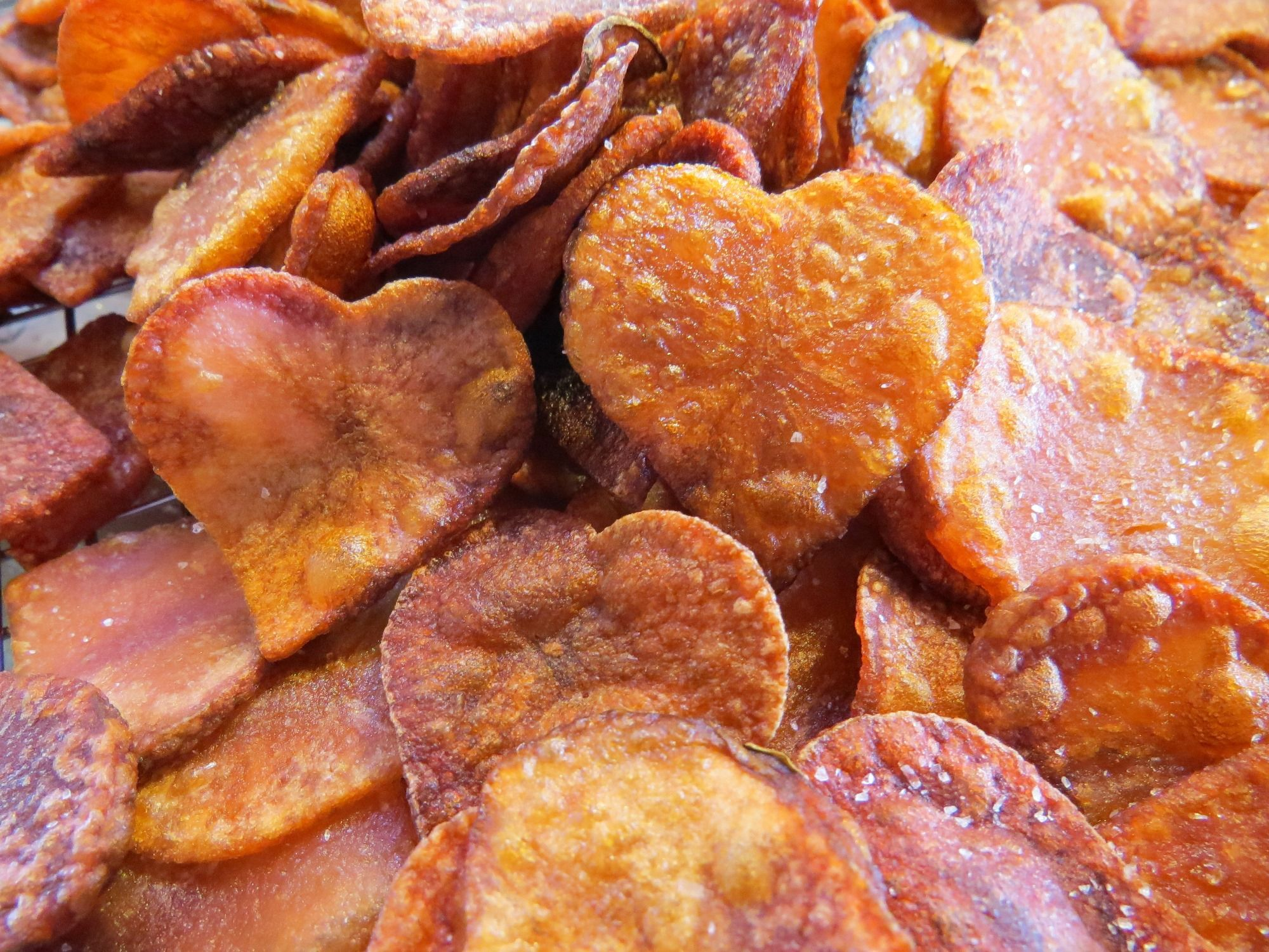 #PotatoLoversMonth @In Erika's Kitchen Idaho Potato Lover's Potato Chips | Recipe on idahopotato.com