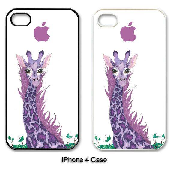 Giraffe - iPhone 4 / 4S Case, iPhone 5 Case, Samsung Galaxy S3, S2, Galaxy Note 2, HTC One X