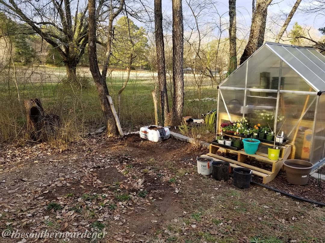 I also made some progress with cleaning up this area yesterday. I ...