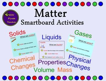 Matter smartboard lessons and activities physical change matter smartboard lessons and activities urtaz Images