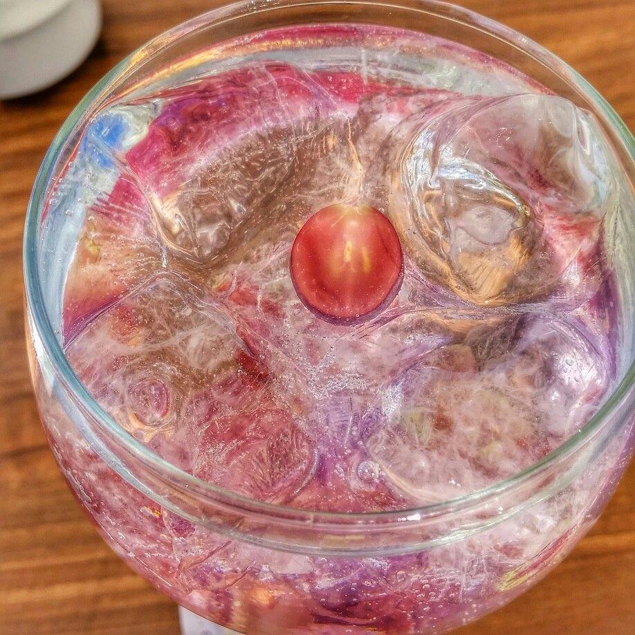 Great gin tonic from La Siesta in Xabia