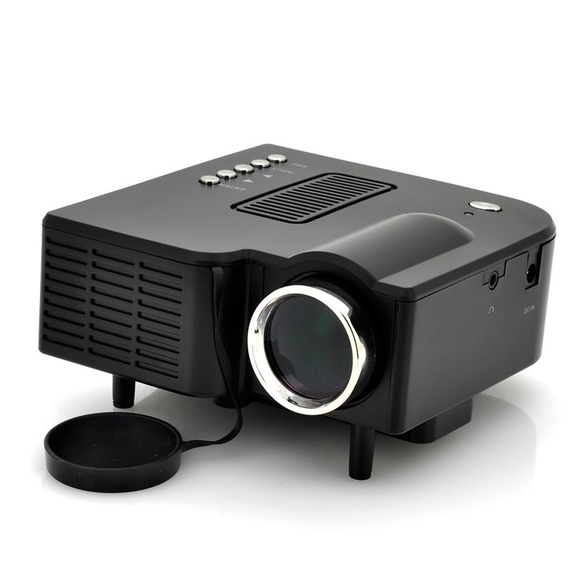 With The Portable Projector Mini Led You To Convert Your