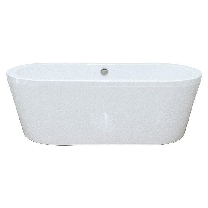 Camargue Freistehende Badewanne Style Bathtub Bauhaus Interior