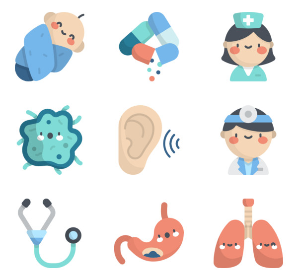 Nurse Free Vector Icons Designed By Freepik Hospital Icon Vector Icon Design Free Icons