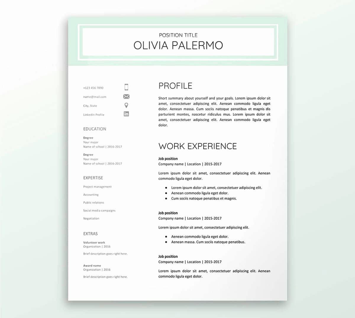 25 theatre Resume Template Google Docs in 2020