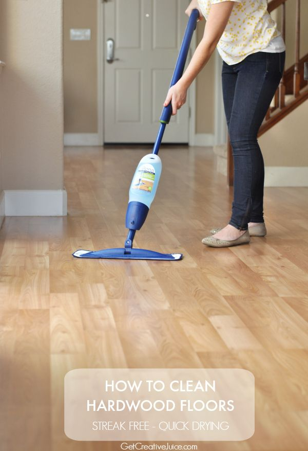 Tips And Tricks How To Clean Hardwood Floors No Streaks Residue