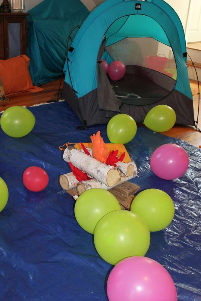 7 year old girl birthday party camping party for year old girls birthday ideas photo of 40 catch my birthdays