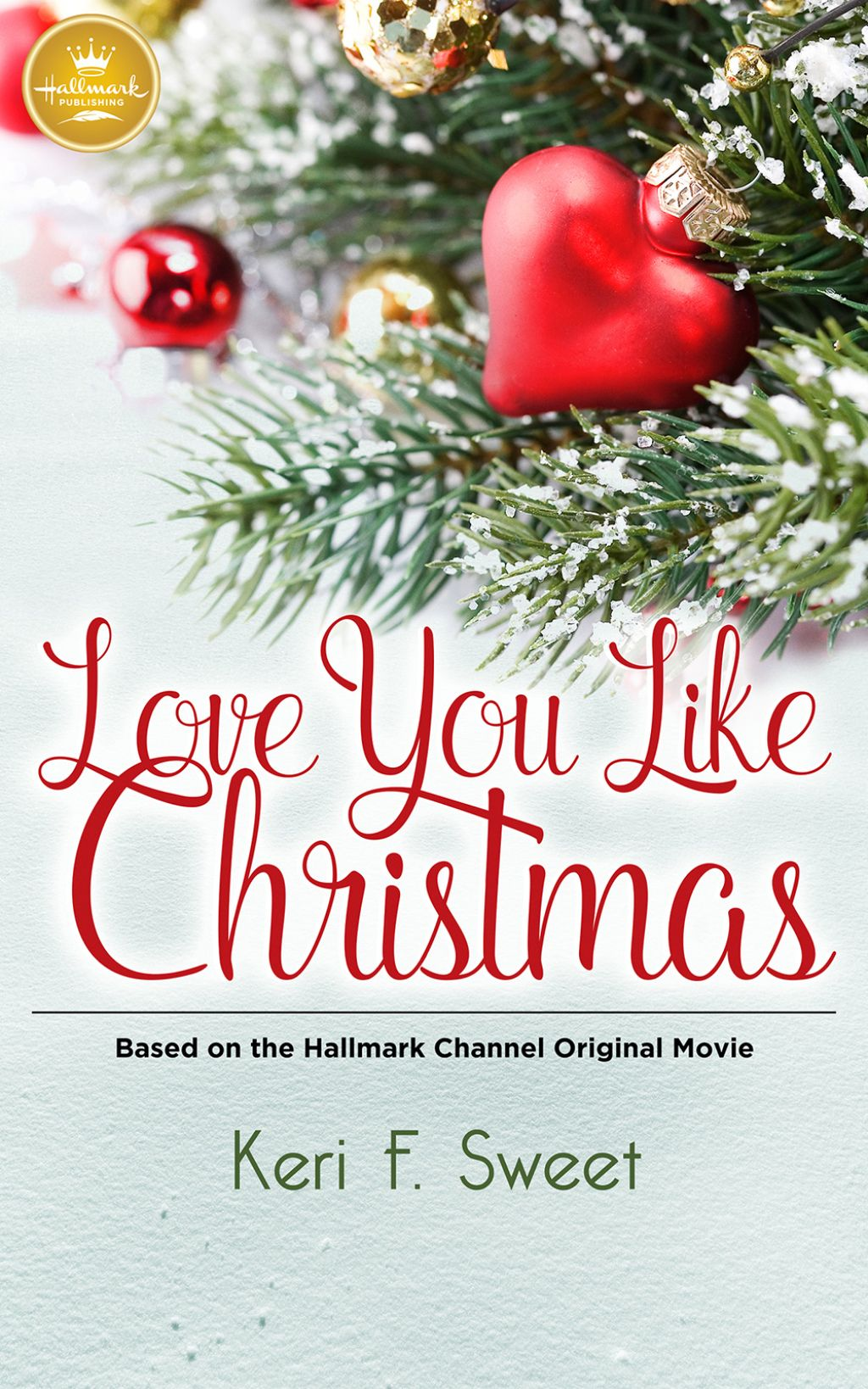 Love You Like Christmas (eBook) in 2020 Hallmark