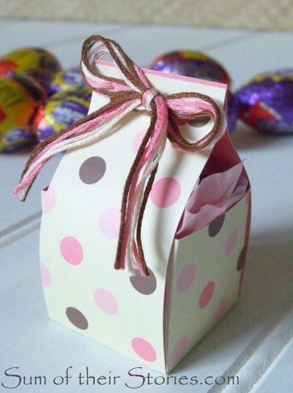 Easter egg gift box egg boxes easter crafts and easter easter egg gift box negle Choice Image
