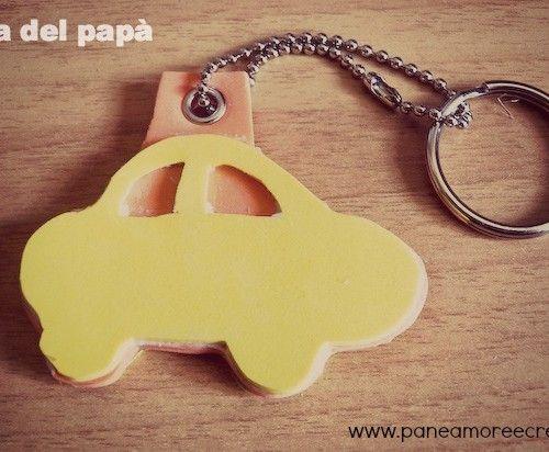 1 regali per la festa del pap/à uomo portachiavi regalo per pap/à padre