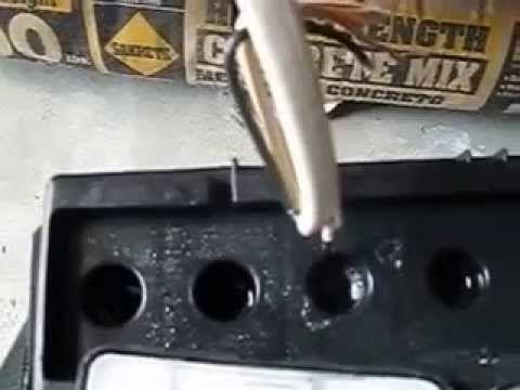 Car Battery Dead Cell Repair Repair Car Battery Battery Repair