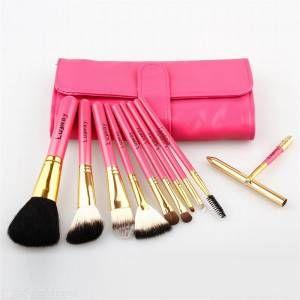 Photo of Makeup Brushes Set Profesional Blending Eyeshadow Powder Eyebrow Eyeliner Make Up Brush Cosmetic Tool