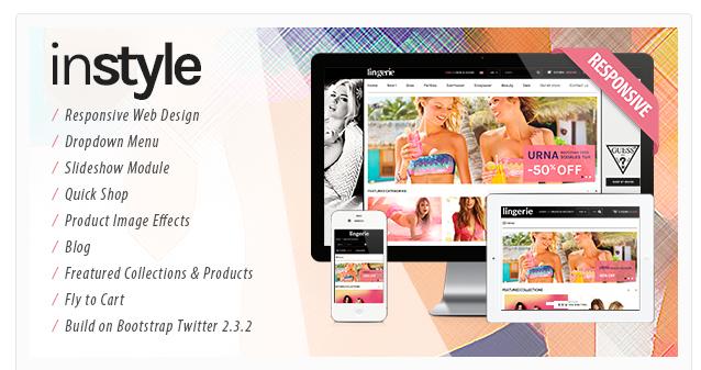 Premium Shopify Templates For Fashion Online Stores Premium - Premium shopify templates