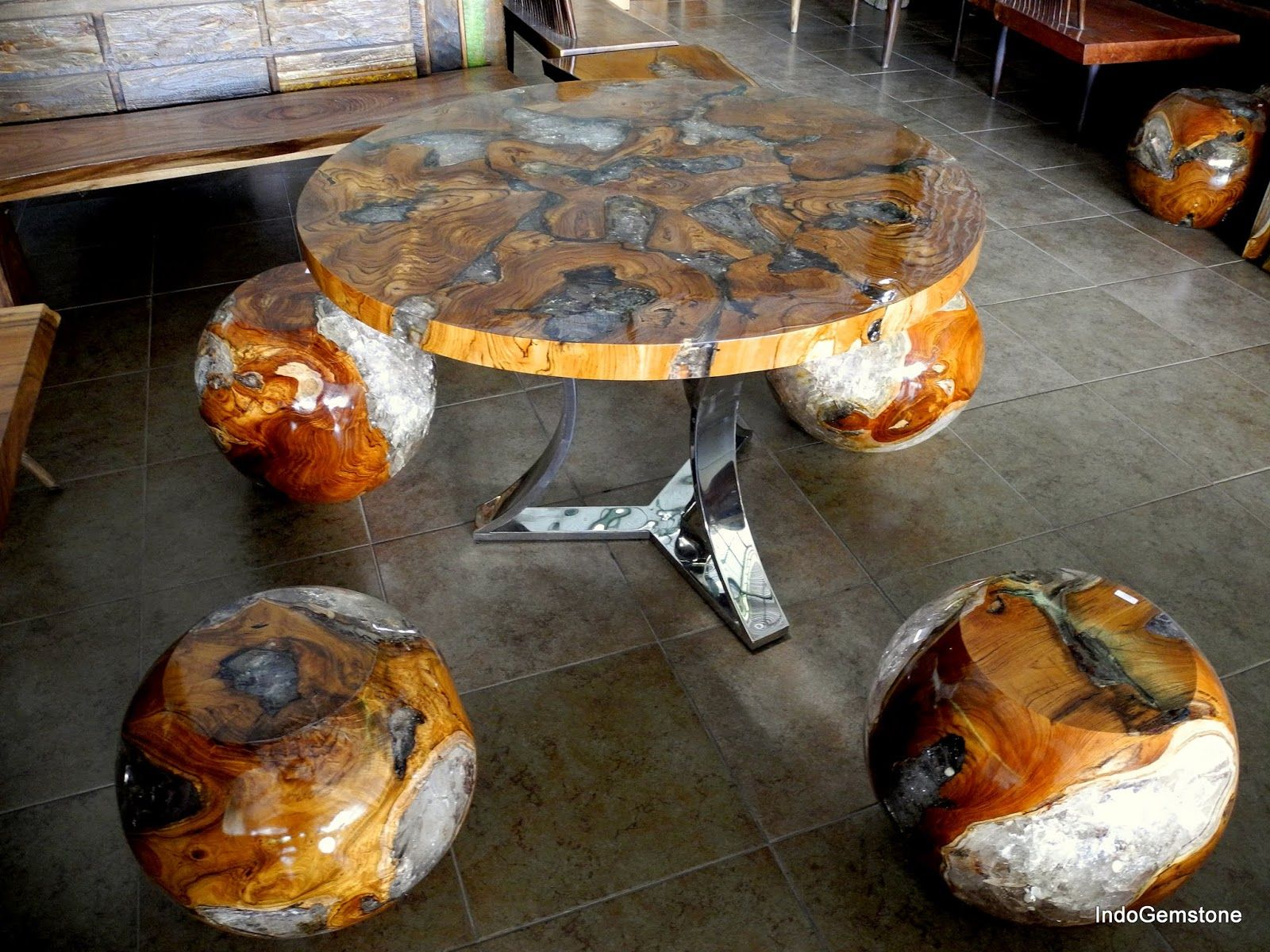 Epoxy Filled Wood Furniture Resin Table Resin Furniture Epoxy Resin Wood [ 1200 x 1600 Pixel ]