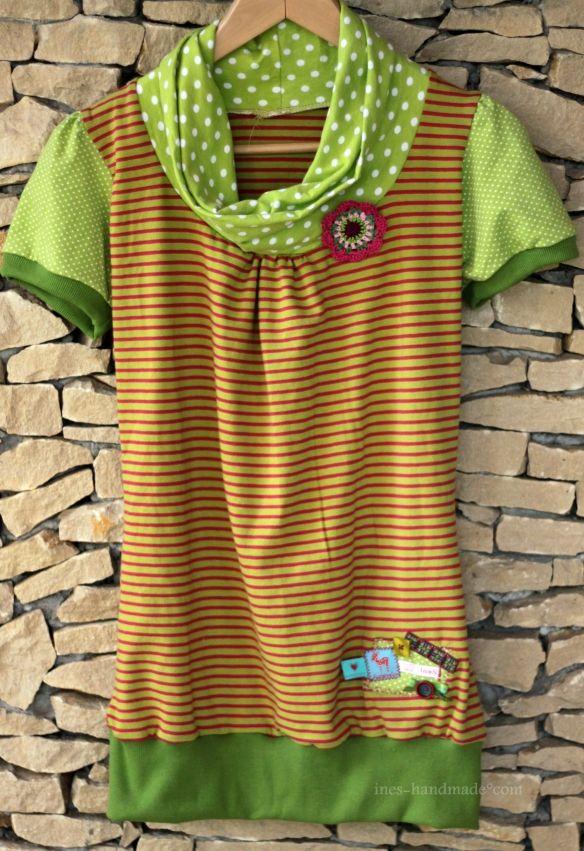 Farbenmix-Shirt