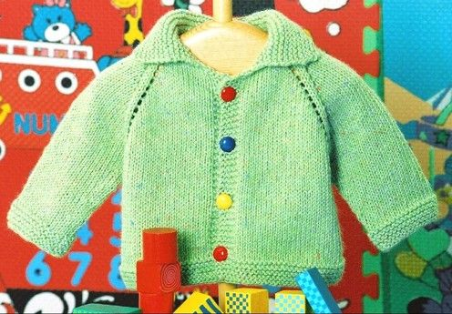 Cabin Fever--Dana Gibbons--Buttons Cardigan