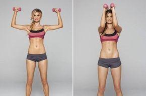 Mejora tu busto con esta rutina de ejercicios