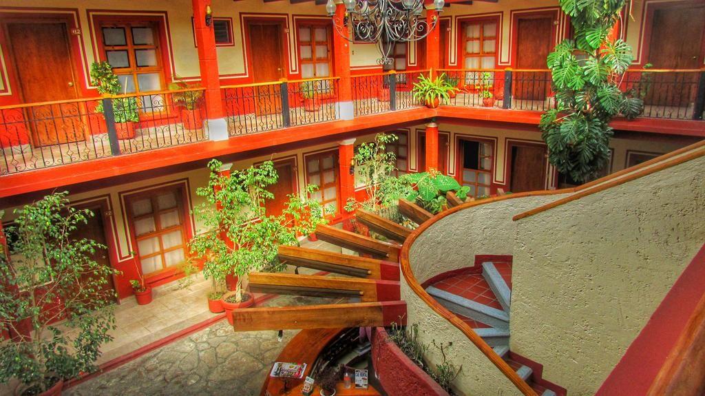 Hotel Real del valle ubicado en el Centro Histórico de San