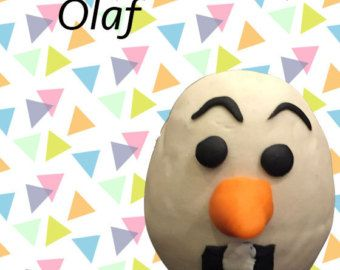 Frozen Olaf  youtube play doh surprise egg