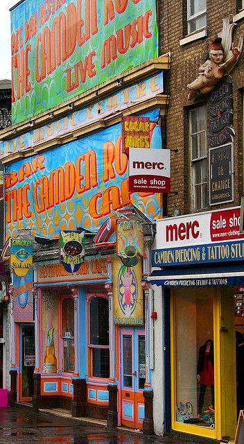 Camden Town: Shop At Camden Town