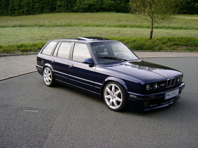 bmw 325ix touring  Motor Carriages  Pinterest  BMW E30 and