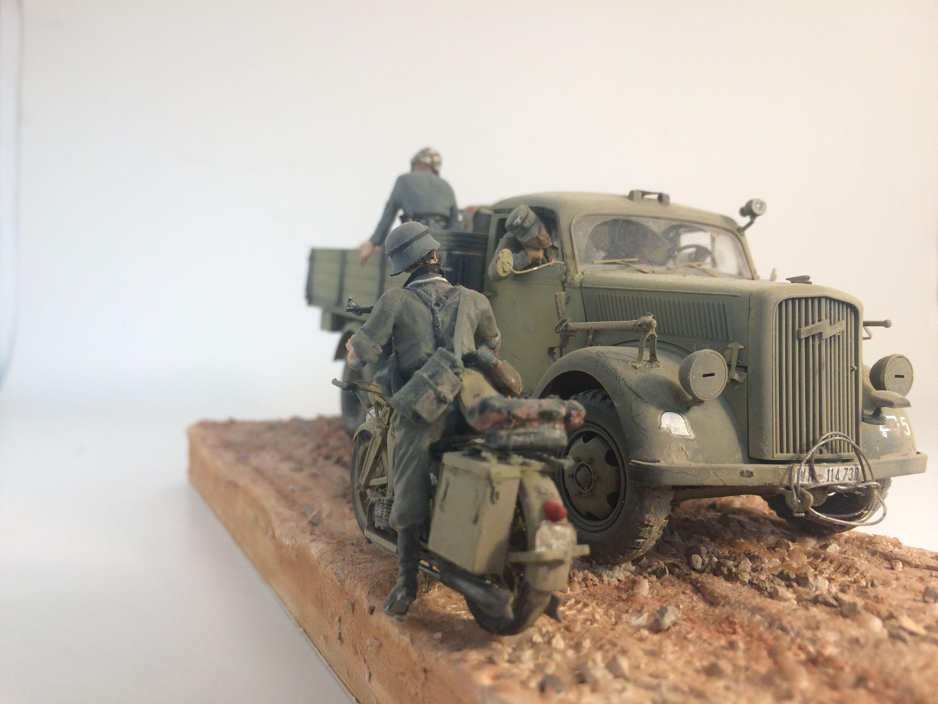 Épinglé par Korbakolor sur mes maquettes et dioramas en