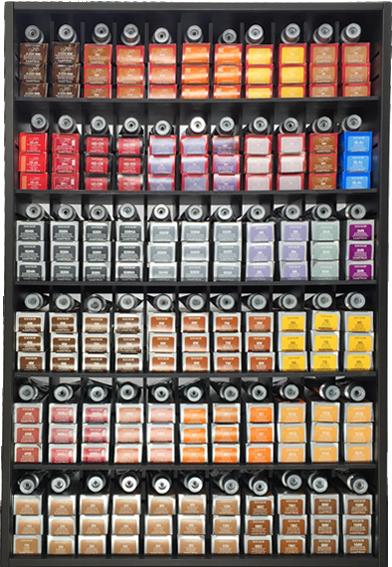 1 Hair Color Storage 1 Hair Color Rack 1 Hair Color Organizer Home Hair Salons Hair Salon Decor Hair Salon Equipment