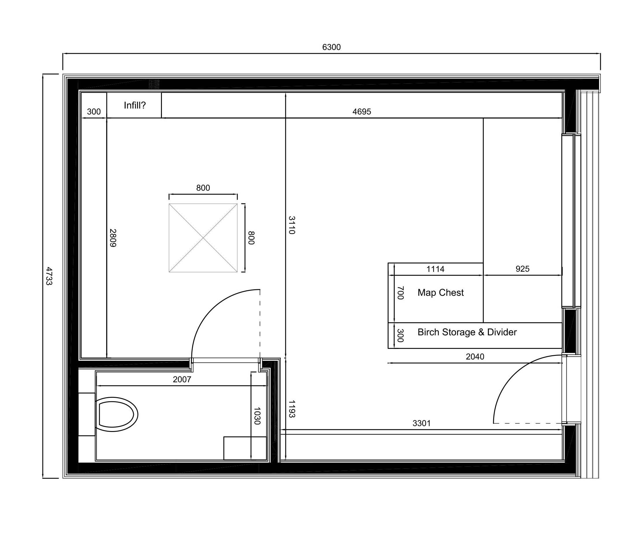 Backyard Studio Plans