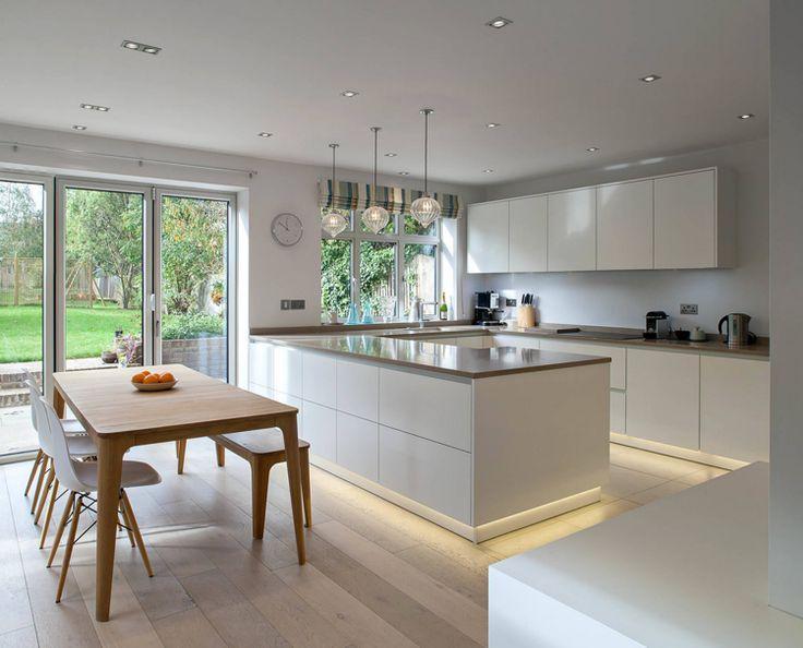 Offene Küche | Häuser | Pinterest | Cocinas, Cocina Comedor und ...