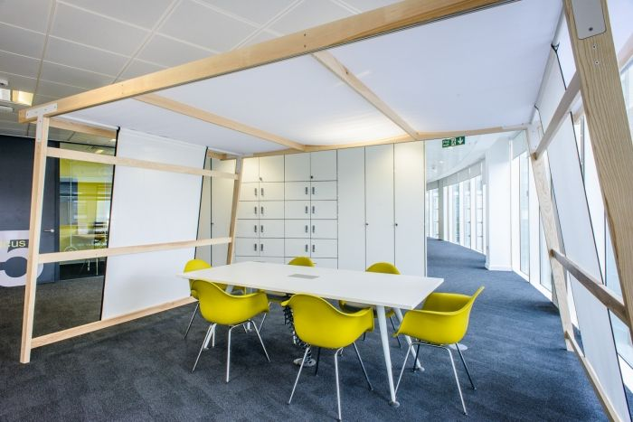 Office Tour Arup Manchester Offices Office Interior Design Commercial Office Design Office Space Decor
