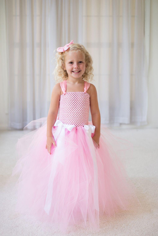 Princess Inspired Tutu Costume - Cinderella, Snow White, Rapunzel, Tia