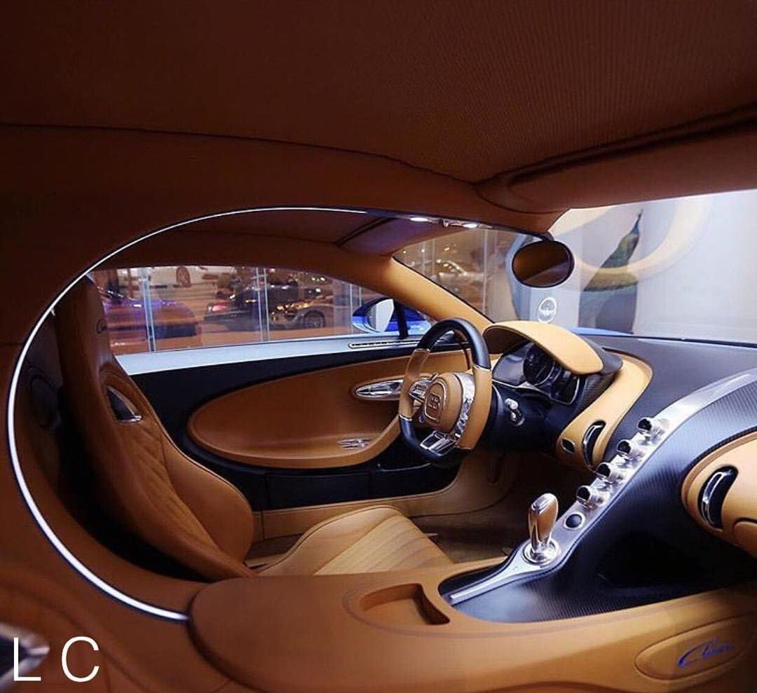 Inside The Bugatti Chiron Check Out Onlyforluxury Tag A - Cool cars snapchat