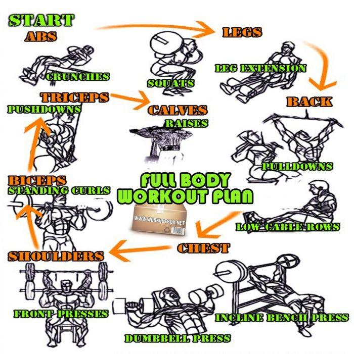 Fitness Hashtag Best Bodybuilding Information Full Body