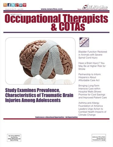 NEWS-Line for Occupational Therapists  COTAs News Issue Study