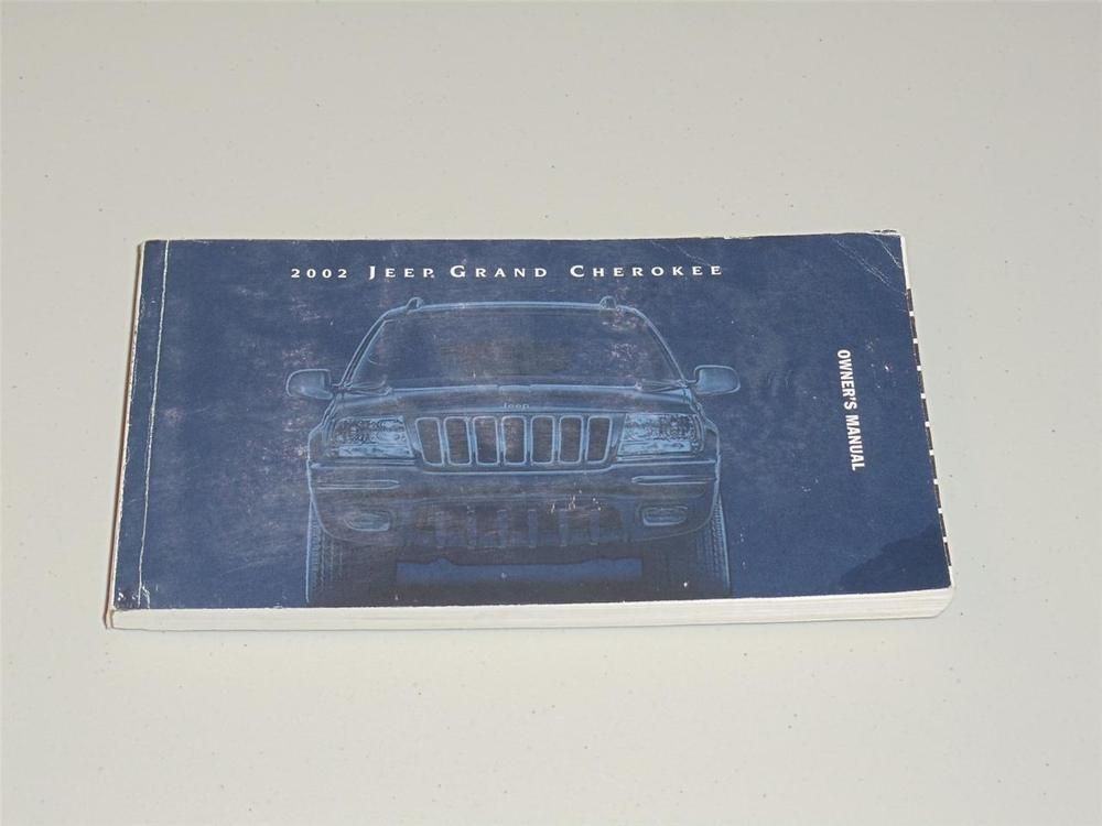 2002 jeep grand cherokee owners manual book guide owners manuals rh pinterest com 2002 jeep grand cherokee owners manual download 2002 jeep grand cherokee owners manual download