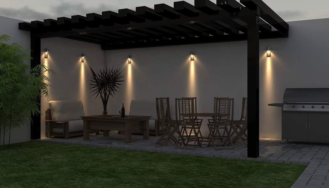 Pin De Espe En Terrazas Techo De Patio Diseño De Terraza