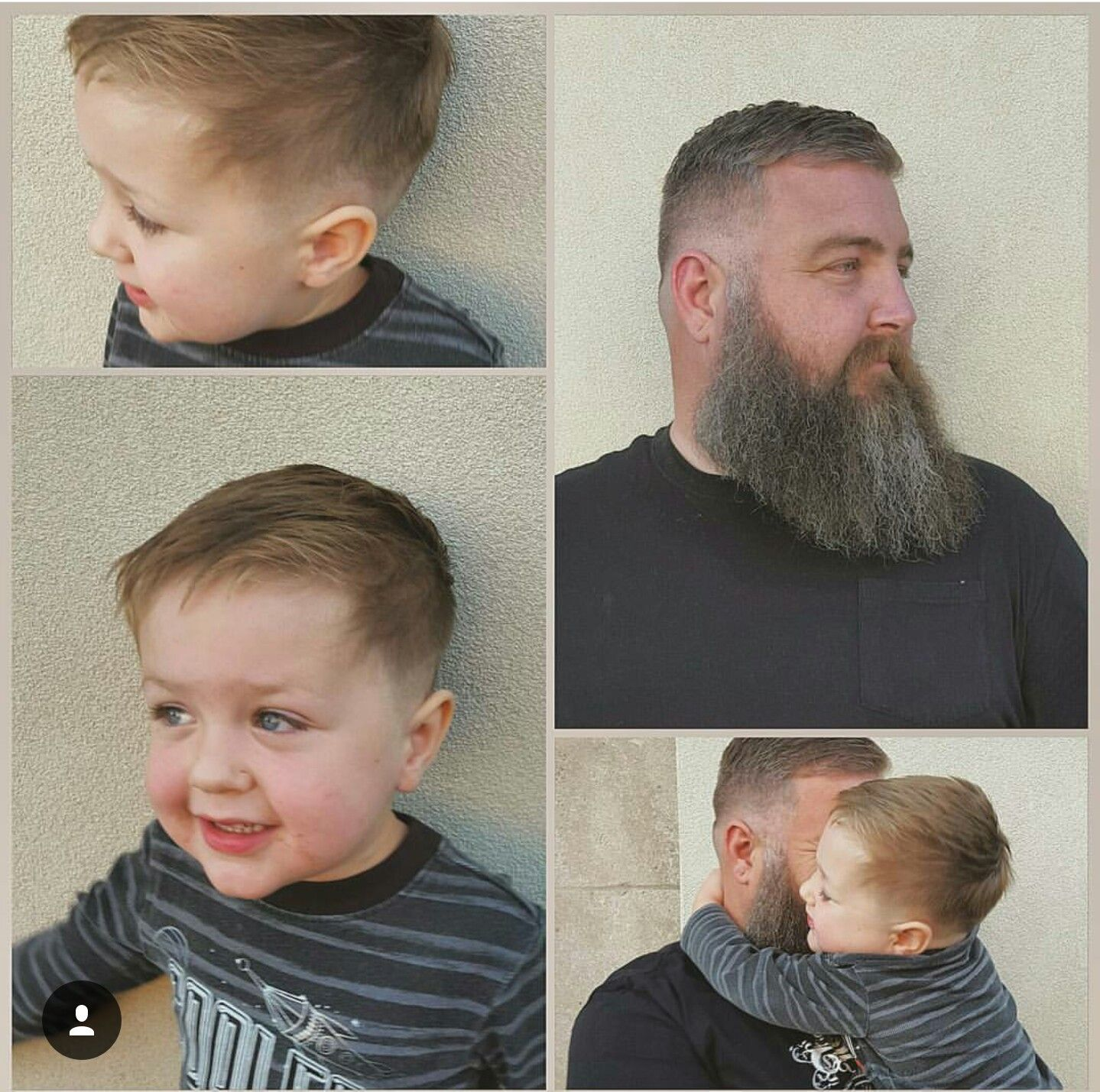 Father Son Haircuts Wholelattahair Hair By Whole Latta Hair