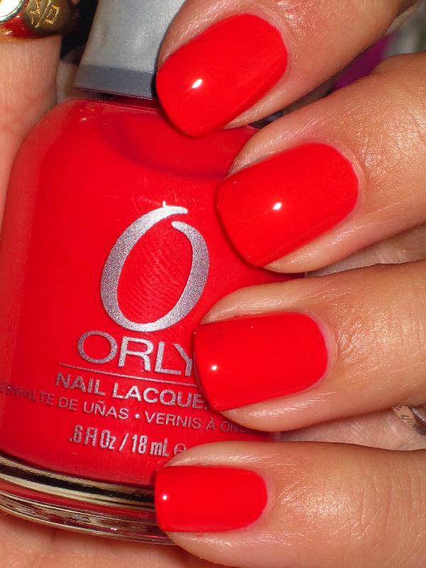 Orly Precisely Poppy Nail Polishnail