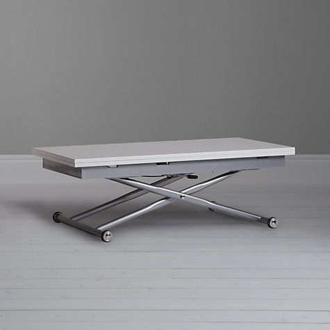 Charmant Buy John Lewis Odyssey Gas Lift Coffee/Dining Table Online At Johnlewis.com